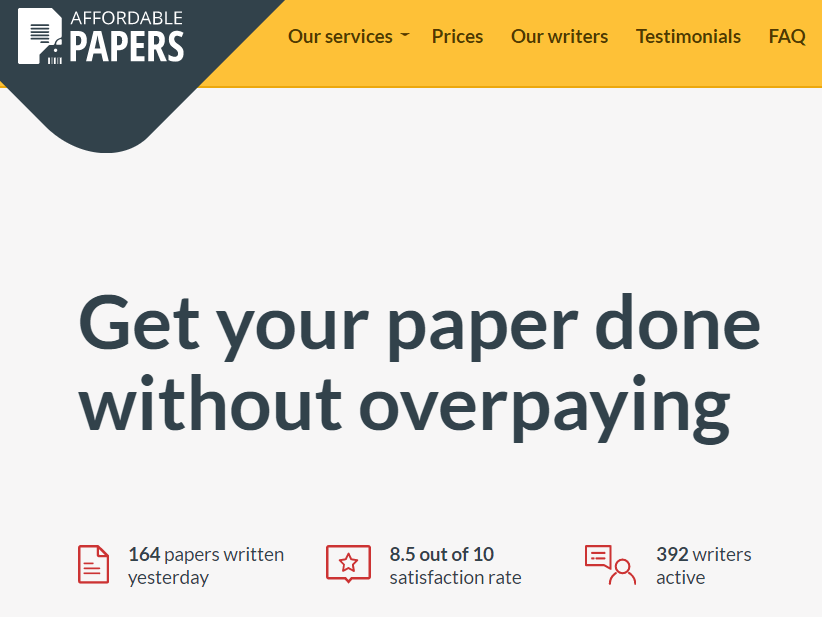 affordablepapers